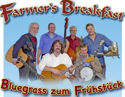 Farmers Breakfast Bluegrass Band's Photo