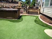Lawn Pros Landscaping Artifical Turf & Concrete.'s Photo